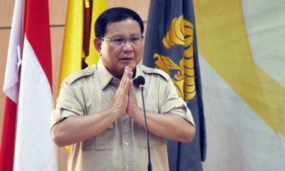 Pengamat: 99 Persen Prabowo Akan Maju Pilpres 2024
