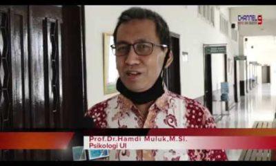 Prof Hamdi Muluk, New Normal Jalan Tengah Agar Warga Tak Tambah Stress