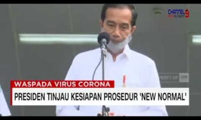 "Siap Lahir Batin Hadapi ""New Normal"""