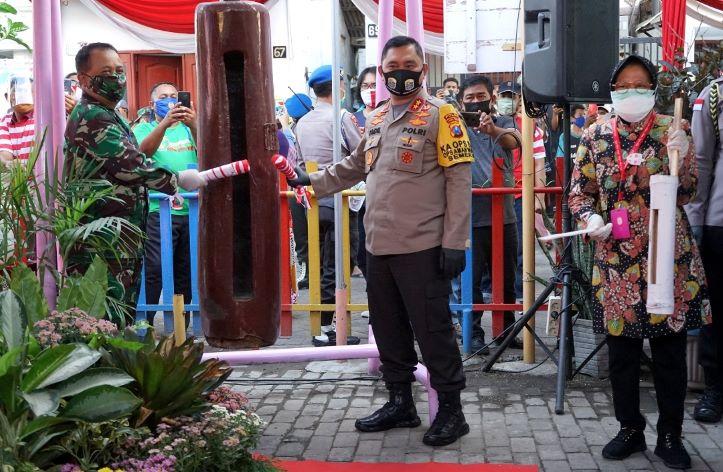 Tiga Pilar Kampung Tangguh Inisiatif Warga dan Polda Jatim ...
