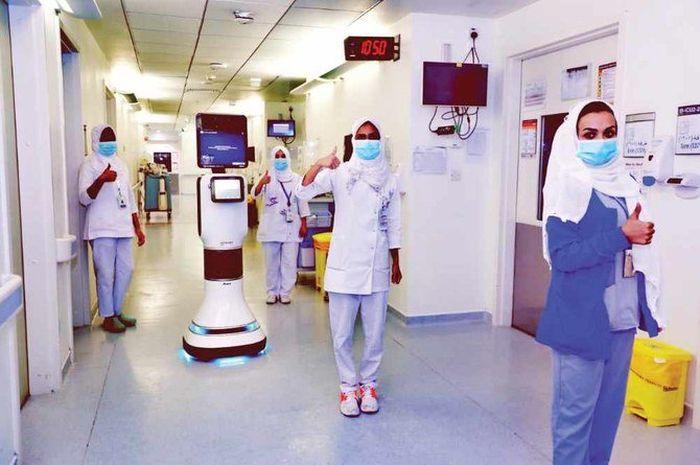 Tenaga Medis di Saudi yang Meninggal Terinfeksi Corona ...