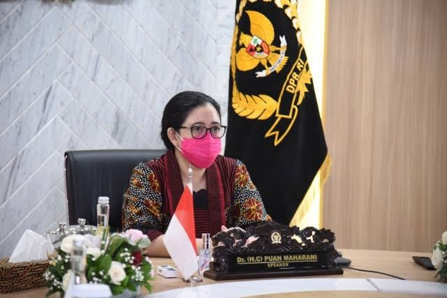 Puan Maharani Minta Anggota DPR Pastikan UU Ciptaker Dilaksanakan di Masyarakat - channel9.id