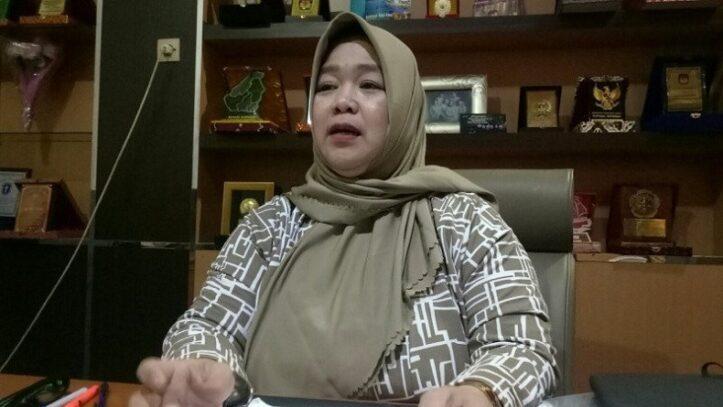 ketua KPU Prov Sumatera Selatan Kelly Mariana dikabarkan meninggal dunia