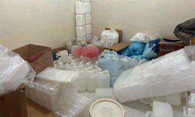 Polri Ungkap Pabrik Kosmetik Ilegal Beromzet Rp300-400 Juta Perbulan