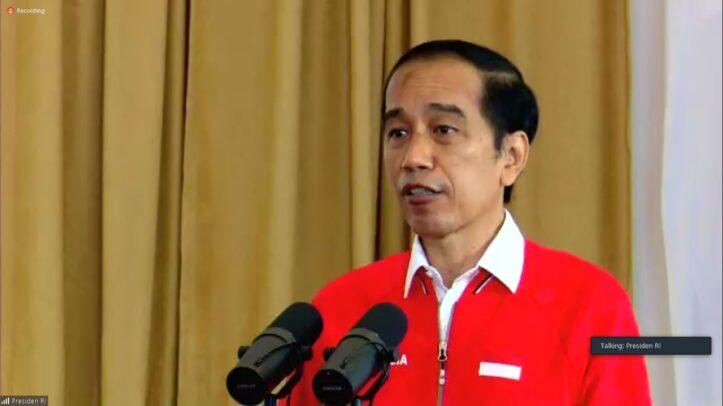 Presiden Republik Indonesia Jokowi