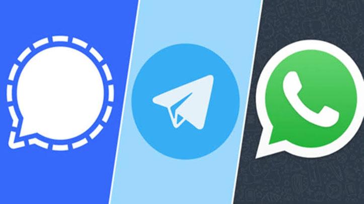 Kebijakan Terbaru WhatsApp Tuai Protes, Jumlahan Unduhan Pesaingnya Melonjak