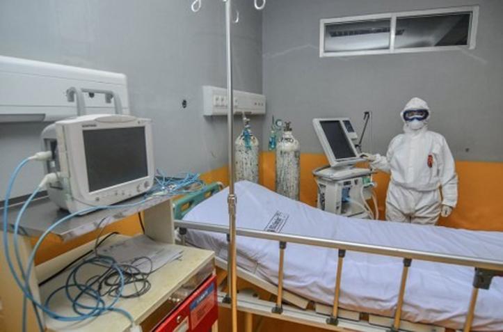 Pemkot Surabaya Tambah Kapasitas Bed Khusus Pasien Covid-19