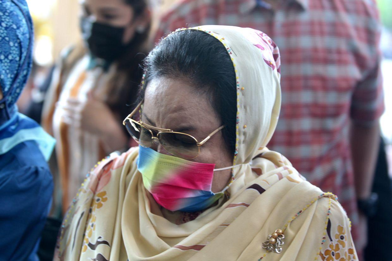 Mantan Ibu Negara Malaysia Terancam Dipenjara 20 Tahun