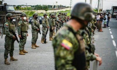 Korban Kerusuhan Penjara Ekuador Bertambah 79