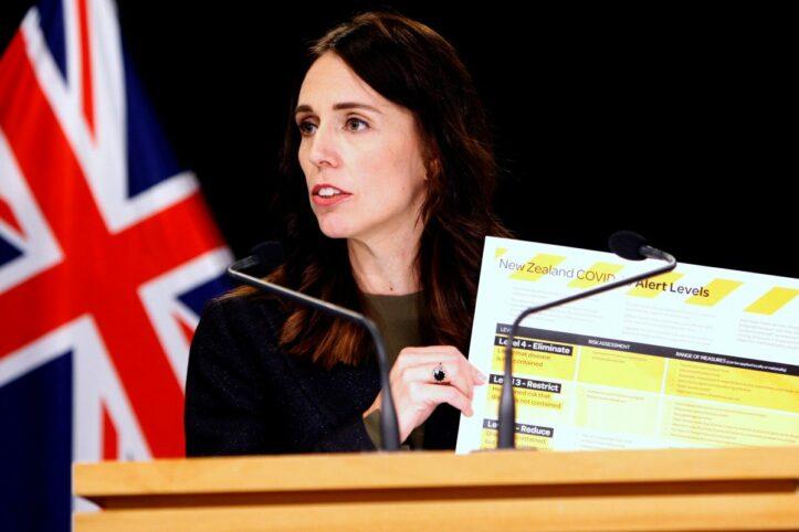 Selandia Baru Memperpanjang Lockdown