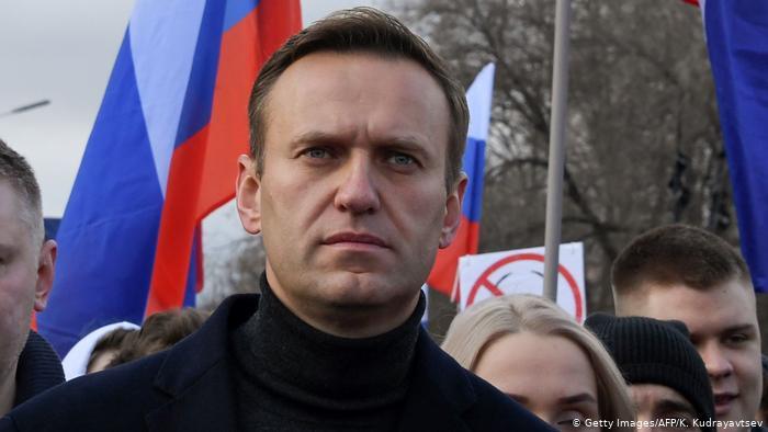 Penangkapan Navalny Memicu Demo Besar-Besaran di Russia