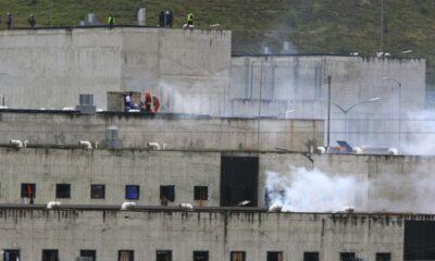 Penjara di Ekuador Mengalami Kerusuhan, 62 Meninggal