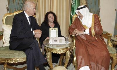 Joe Biden Perkuat Hubungannya dengan Arab Saudi