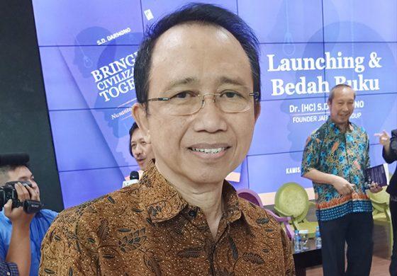 Marzuki Alie: Syarif Hasan Sejak Dahulu Sering Tebar Fitnah