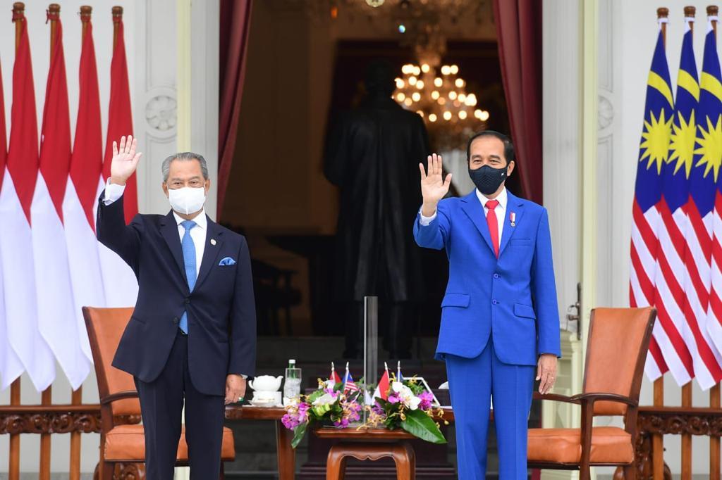 Kudeta Militer di Myanmar, Presiden Jokowi dan PM Muhyiddin Yassin Dorong Pertemuan Menlu ASEAN