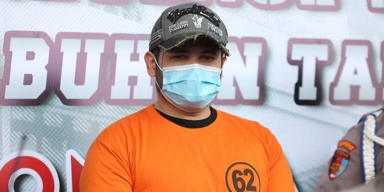 Ridho Rhoma Ditangkap Lagi, 3 Butir Ekstasi Jadi Barang Bukti