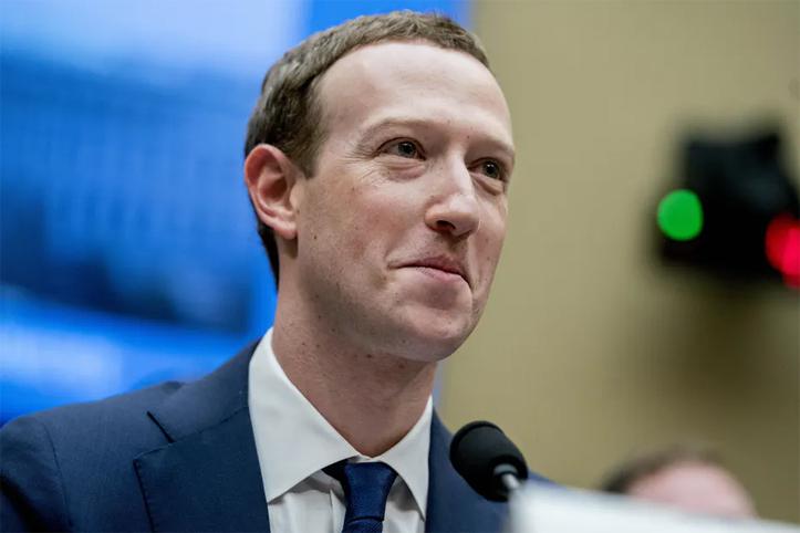 Mark Zuckerberg Mengurangi Konten Politik di Facebook