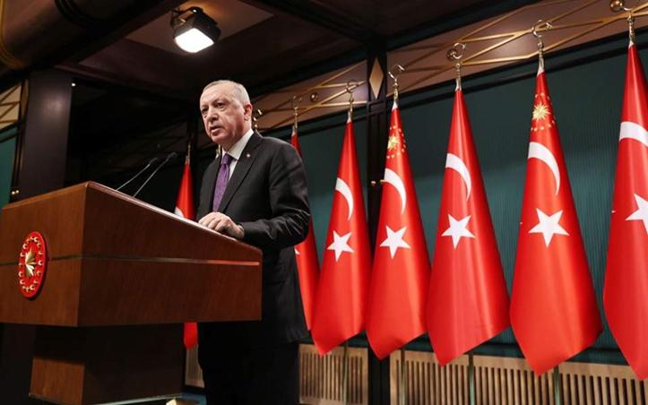 Presiden Turki Tayyip Erdogan, mengatakan akan mencapai bulan untuk pertama kalinya pada tahun 2023