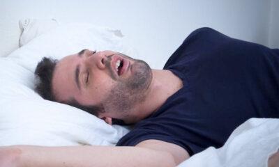 Mengapa Ada Orang Tidur dengan Mulut Mangap?