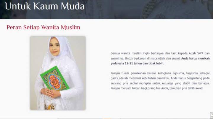 Kampanyekan Nikah Muda, Aisha Wedding Dicekal dan Dilaporkan ke Polisi