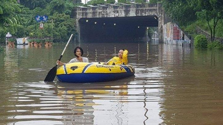 Hati-hati, Penyakit Ini Muncul Saat Hujan dan Banjir