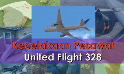 Kecelakaan Pesawat United Flight 328