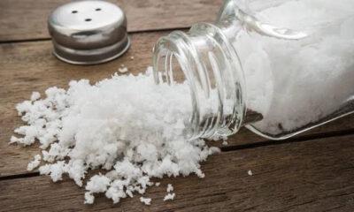 Alasan Kamu Harus Batasi Konsumsi Garam