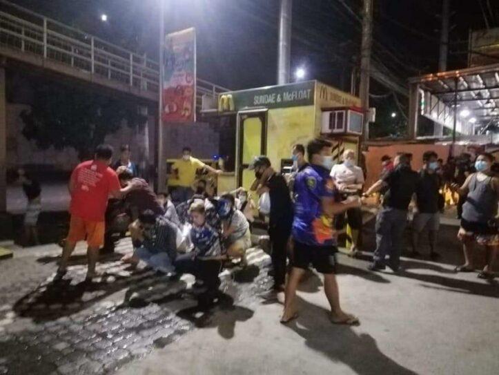 Kepolisian dan Badan Narkotika Filipina Baku Tembak