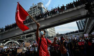 Myanmar Memanas, Sanksi Internasional Bertambah