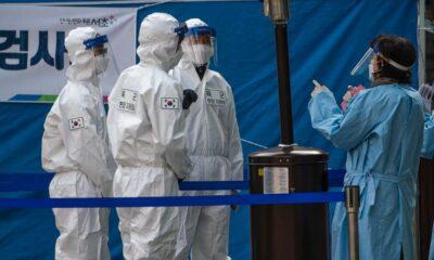 Korea Selatan Mulai Vaksinasi Hari Jumat