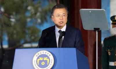 Presiden Korsel Berharap Besar pada Olimpiade Tokyo