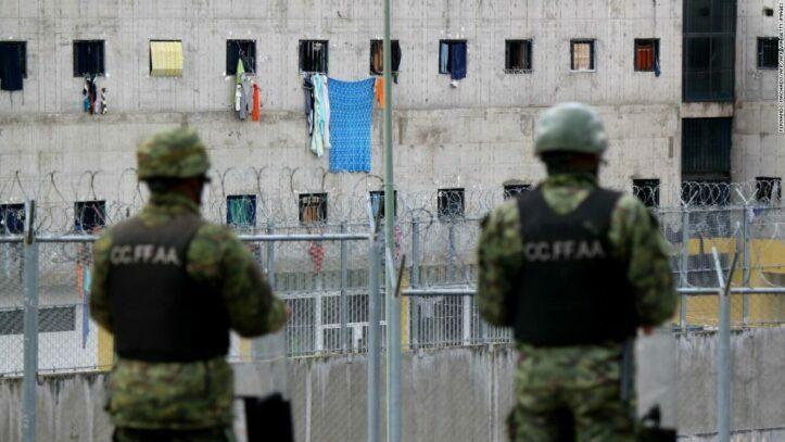 Kerusuhan di Penjara Ekuador Disebabkan Perebutan Kekuasaan Narkoba