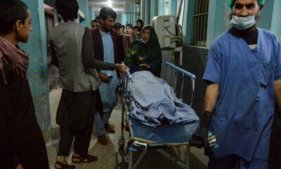 Tiga Jurnalis Muda Afghanistan Dibunuh Saat Pulang Kerja