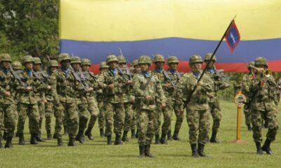 Pasukan Kolombia Berhasil Menetralkan 13 Anggota Pemberontak