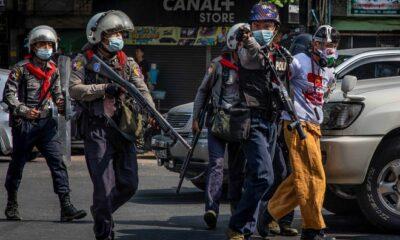 Junta Myanmar Menguasai Rumah Sakit