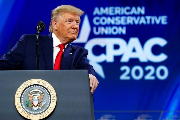 Trump Kembali ke Publik, Isyaratkan Akan Mencalonkan Lagi