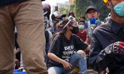 Unjuk Rasa di Myanmar Semakin Kelam