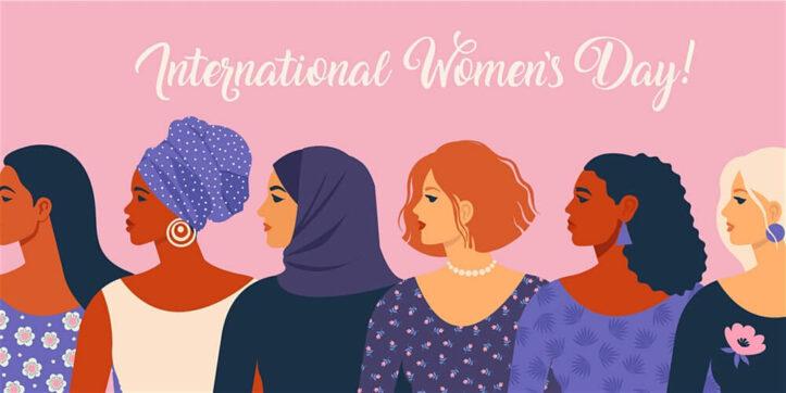 8 Maret Hari Perempuan Sedunia #ChooseToChallange