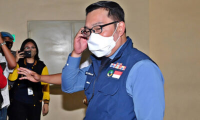 Kang Emil Tertarik Jadi Ketum Demokrat, DPRD: Tidak Mungkin