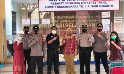 Tugas Ditutup, Dukcapil Tuntaskan 59 Akta Kematian Jenazah Korban SJ-182