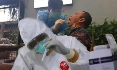 Pengunjung dan Karyawan Kafe Wajib Tes Rapid Antigen Bioscience