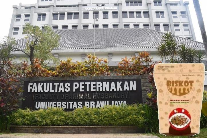 Mahasiswa UB Inovatif Membuat Biskuit Berbahan Ulat Hongkong Untuk Kesehatan