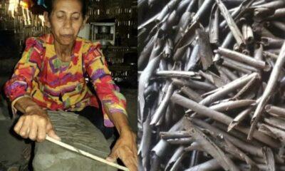 Menyelusuri Jejak Ampo, Camilan Tanah Liat Khas Tuban Yang Unik Dan Langka