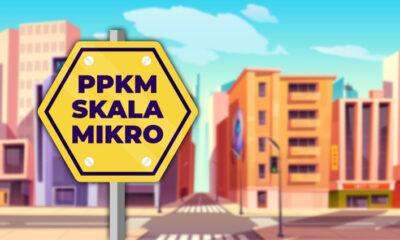 Pemprov Jatim Kembali Perpanjang PPKM Mikro Hingga 22 Maret 2021