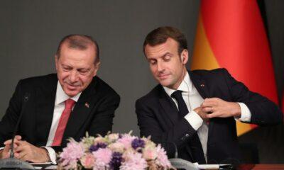 Hubungan Turki dan Prancis Kembali Membaik