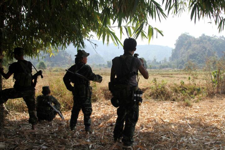 KNU Menguasai Kamp Militer Myanmar di Daerah Perbatasan Thailand