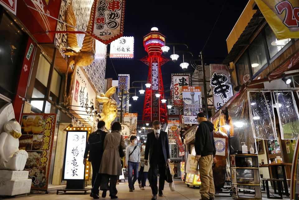 Prefektur di Jepang Kembali ke Status Darurat Corona