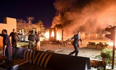 Bom Meledak di Hotel Pakistan, 4 Meninggal dan 12 Luka-Luka
