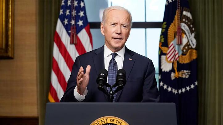 Biden: Mari Akhiri Perang Berkepanjangan Ini