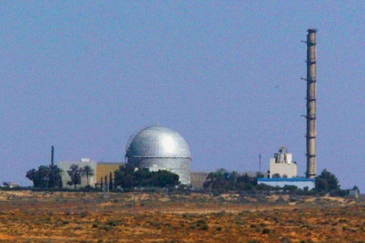 Suriah Luncurkan Roket ke Reaktor Nuklir Israel